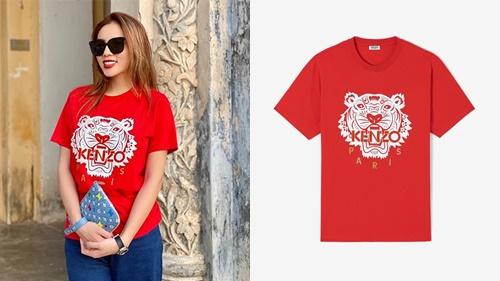 Bóc giá bộ sưu tập áo thun mới nhất của Kỳ Duyên: Nhìn đơn giản nhưng lại chẳng hề giản đơn