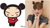 Những kiểu tóc của các nữ idol Kpop được lấy cảm hứng từ nhân vật hoạt hình