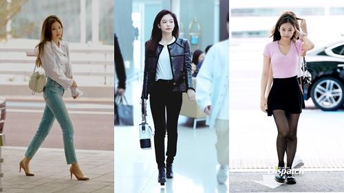Jennie (BlackPink) và 10 lần biến sân bay thành 'sàn diễn thời trang'