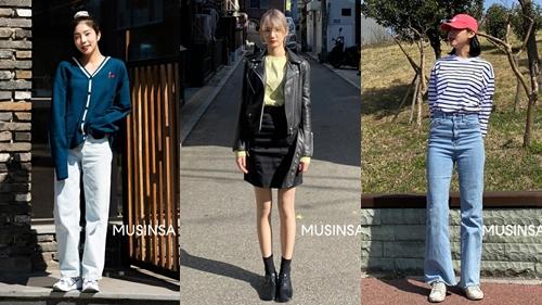 Street style giới trẻ Hàn tuần qua toàn những công thức đẹp và chất mà bạn sẽ muốn diện ngay cho ngày se lạnh miền Bắc