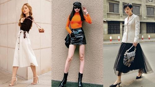 1001 cách diện chân váy đơn giản mà sành điệu như hội mỹ nhân Việt