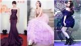 Hương Giang và BST váy áo màu tím: Từ sexy táo bạo đến cá tính sang chảnh đều có đủ