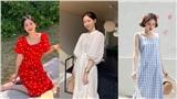 4 kiểu váy liền 'must have' trong tủ đồ hè của các nàng, diện lên vừa mát vừa xinh yêu hết mực