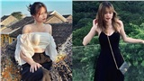 Style sành điệu nhưng không kém phần quyến rũ của 'tình mới' Quang Hải
