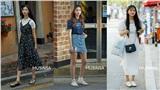 Xem xong street style giới trẻ Hàn tuần qua, bạn sẽ thấy việc lên đồ thoải mái mà vẫn nổi bật hóa ra cũng đơn giản thôi