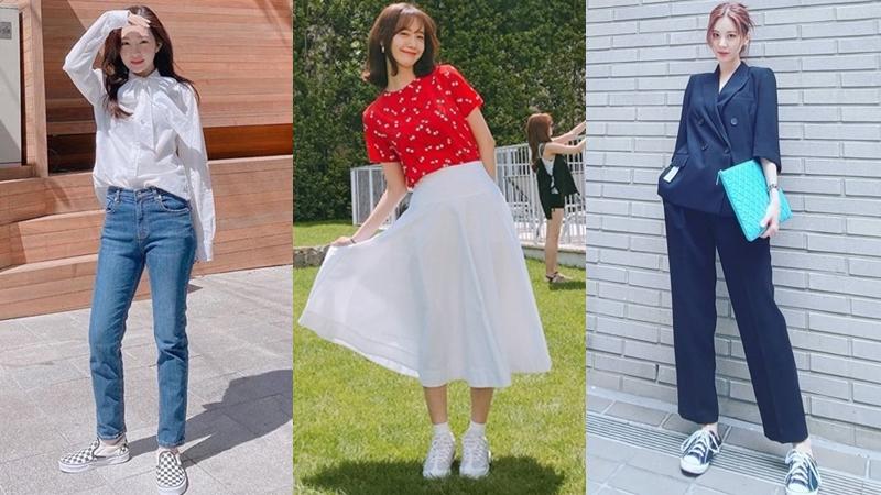 Nhìn Yoona, Irene và loạt sao Hàn lên đồ đời thường, các nàng công sở sẽ có không ít công thức hay ho diện đi làm mùa hè này