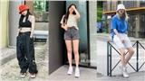 Chẳng cần cầu kỳ, street style giới trẻ Hàn tuần qua chứng minh mùa hè cứ lên đồ thật đơn giản, thoải mái là đúng đắn nhất