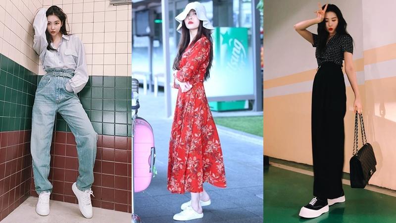 4 món đồ làm nên style sành điệu của Sunmi, các nàng học theo đảm bảo 'lên hương' phong cách ngay tức thì