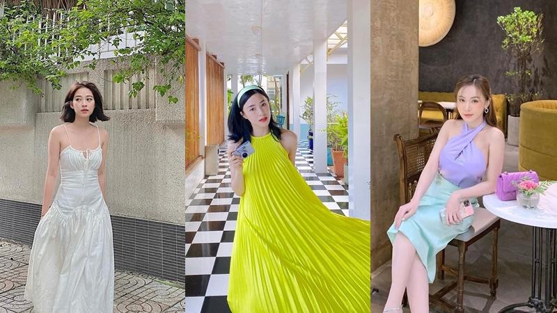 Street style hot girl Việt tuần qua: Khi phong cách bánh bèo nữ tính lên ngôi