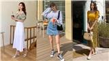 3 thiết kế chân váy hot hit của mùa hè này, vừa mát mẻ mà gần như diện lên ai cũng đẹp