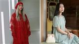 Street style hot girl Việt: Quỳnh Anh Shyn diện set đồ đỏ rực, Helly Tống cổ điển với váy hoa nhí