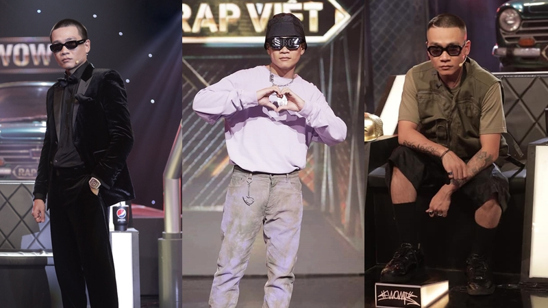 Wowy trong vòng Đối đầu 'Rap Việt': Hết cool ngầu lại đến 'tím lịm tìm sim'