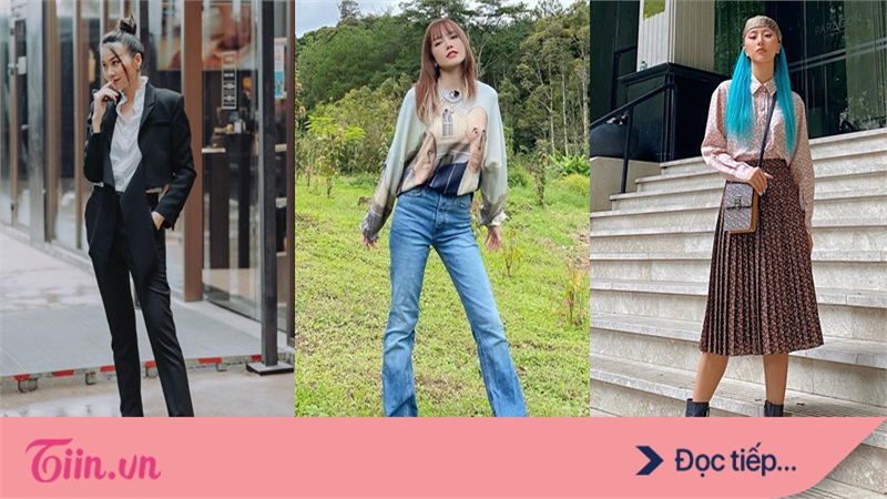 10 set đồ street style này của sao Việt chính là gợi ý mặc đẹp lý tưởng cho các nàng trong những ngày thu se lạnh