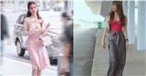 Street style sao Việt tuần qua: Ngọc Trinh, Minh Hằng so kè phong cách sang chảnh đối lập tại sân bay