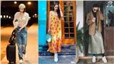 Học lỏm loạt tips mix đồ trẻ trung, sành điệu với giày sneakers trắng từ hội mỹ nhân Việt