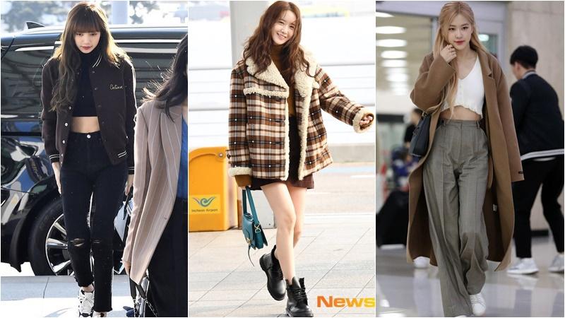 Học idol Hàn 1001 kiểu diện áo khoác, độ sành và chất của bạn chắc chắn sẽ 'tăng ngùn ngụt'