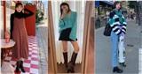 Loạt set đồ 'chanh sả' với boots mà các nàng sẽ muốn diện ngay tức thì trong những ngày đông lạnh