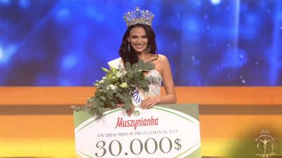 Ngắm nhìn nhan sắc nóng bỏng của chân dài Puerto Rico vừa lên ngôi tại Miss Supranational 2018