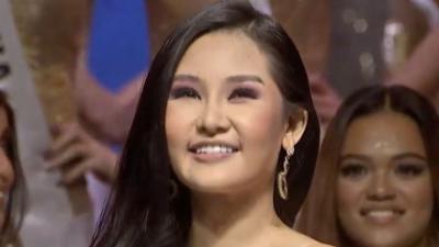 Người đẹp Philippines giành vương miện, Ngân Anh lên ngôi Á hậu 4 tại Hoa hậu Liên lục địa 2018
