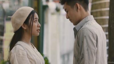 Hot boy Trung Kê ga lăng che mưa cho 'Quỳnh búp bê nhí' trong trailer tập 6 của 'Ảo tưởng tuổi 17'