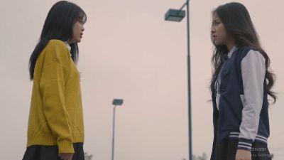 'Ảo tưởng tuổi 17' (Tập 13): Mới giảng hòa ở tập trước, Linh Ngọc Đàm và 'Quỳnh búp bê nhí' lại tiếp tục giận dỗi nhau