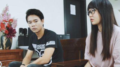 Trailer tập 12 'Mỹ nhân chiến': Chị họ suýt bắt được Vũ trốn trong nhà Quỳnh