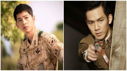 Mỹ nam Hoa – Hàn đọ sắc khi diện quân phục: ai mới là chàng quân nhân đẹp nhất?