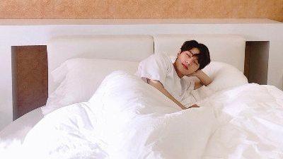 Đăng ảnh 'giường chiếu' lên trang cá nhân, L (Infinite) nhá hàng phân cảnh nóng bỏng trong 'Sứ mệnh cuối của thiên thần'?