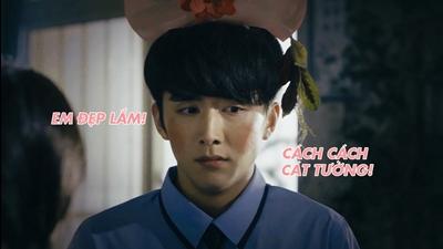 'Lê hấp đường phèn': Ai đó hãy cho Trương Tân Thành biết còn gì đau hơn việc vừa làm cách cách, vừa bị cưỡng hôn?