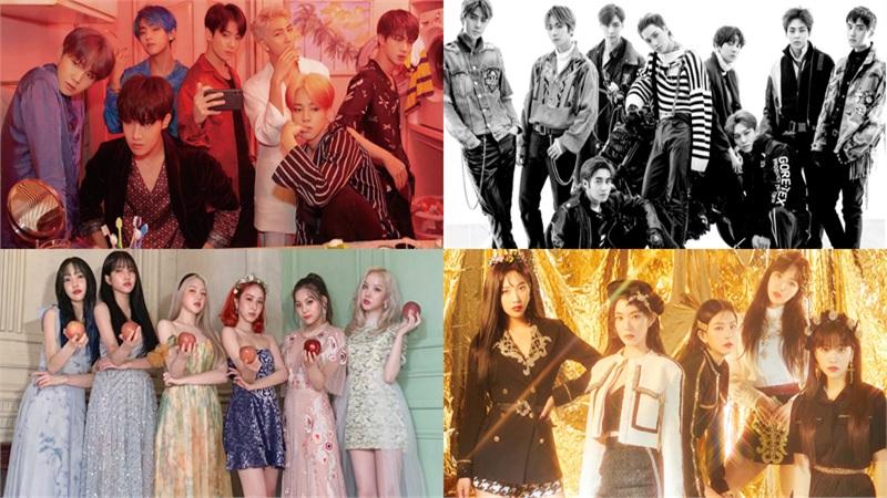 Kpop tuần qua: 'Hit' của EXO, Red Velvet, Taeyeon có nguy cơ 'bay màu', 'em trai' Black Pink bị gọi là 'Twice phiên bản nam'