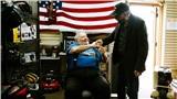 Cựu chiến binh trong Chiến tranh Việt Nam tặng hơn 500 chiếc xe lăn tái chế chongười khuyết tật