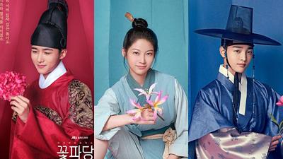 'Biệt đội hoa hòe' tung teaser mới, hé lộ chuyện tình tay ba giữa nhà vua, ông mai và cô nàng cá tính