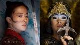 'Hoa Mộc Lan' tung poster các nhân vật chính: Không phải Lưu Diệc Phi, người chiếm spotlight lại là phù thủy Củng Lợi