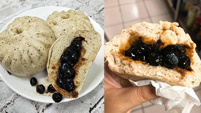 Bắt kịp trào lưu, bánh bao trân châu đường đen chính thức lên sóng