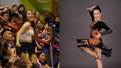 'Khui info' của của 'nữ hoàng dance cam VBA': Chiều cao gây bất ngờ, top 10 So you think you can dance
