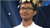 Nam sinh Gia Lai xuất sắc giành vòng nguyệt quế sau màn Về đích được MC khen là 'hoàn hảo'