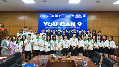 You can 9 – cơ hội cho hàng nghìn sinh viên tại Hà Nội kết nối với nhà tuyển dụng