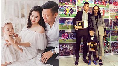 Năm hết Tết đến, cùng 'ghé thăm' những mái ấm hạnh phúc, đáng ngưỡng mộ của các cầu thủ Việt