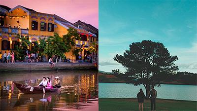 Những địa điểm cực lãng mạn dành cho các cặp đôi nếu Tết này muốn có một chuyến đi hạnh phúc bên nhau