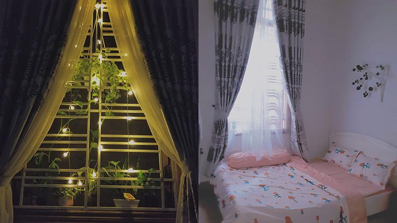 Thích một căn phòng 'công chúa', cô gái hiện thực hóa giấc mơ chỉ bằng 800k và bàn tay yêu thương của cha