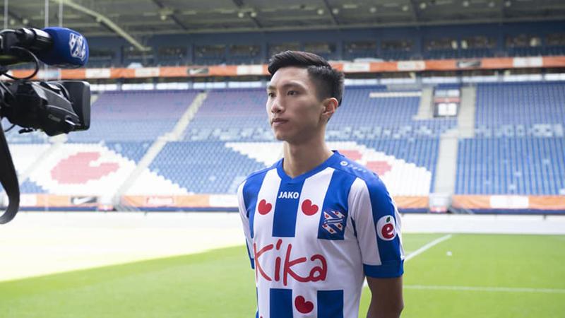 Fanpage SC Heerenveen 'tổn thất' nặng nề sau khi Văn Hậu về nước