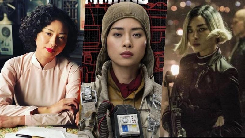5 vai diễn của Ngô Thanh Vân trong phim Hollywood: Cổ trang, sát thủ hay 'Cô ba Sài Gòn', chị đẹp đều 'cân' hết
