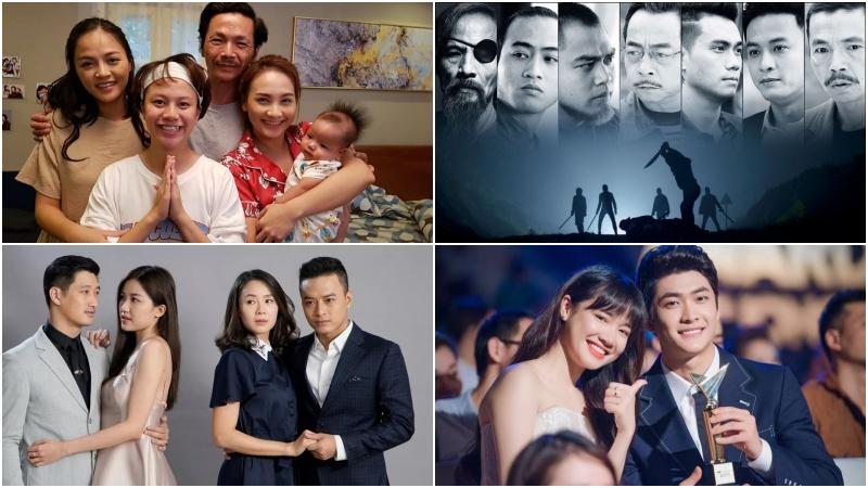 Nhìn lại 7 bộ phim từng gây bão ở giải thưởng 'Ấn tượng VTV'