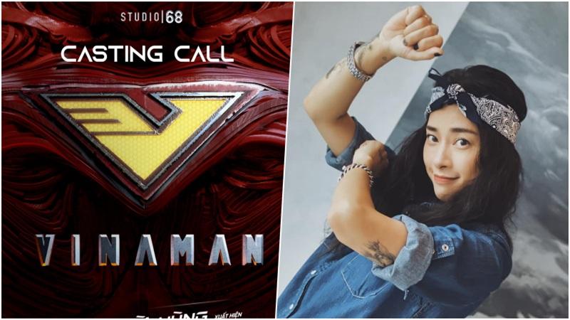 Ngô Thanh Vân đi tìm siêu anh hùng cho dự án VINAMAN, xác nhận 'đã đọc hết comment khắp nơi'
