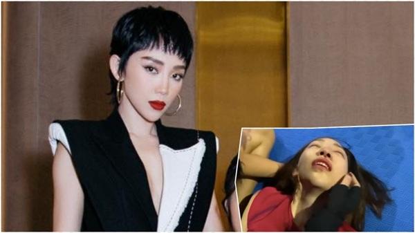 Tóc Tiên đóng phim hành động: Ngày tập võ 5 tiếng, gãy mũi mẻ răng là chuyện thường