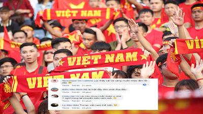 Người hâm mộ Việt tranh cãi, bức xúc trước bàn thắng không được công nhận của Văn Toàn