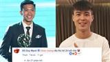 Văn Hậu đăng status sau khi nhận giải Cầu thủ nam trẻ hay nhất, Duy Mạnh và đồng đội thi nhau 'troll' nhiệt tình