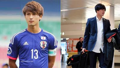 Tiền đạo điển trai của đội tuyển Nhật Bản khiến dân mạng 'rần rần' tìm kiếm