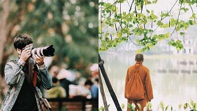 'Lịm tim' với bộ ảnh Hà Nội ngày lạnh bất chợt giữa mùa hè dưới lăng kính của chàng du học sinh Nhật