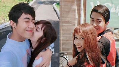 Khoảnh khắc ngọt ngào đến 'lịm tim' của chàng Youtuber Cris Phan và hot girl Mai Quỳnh Anh